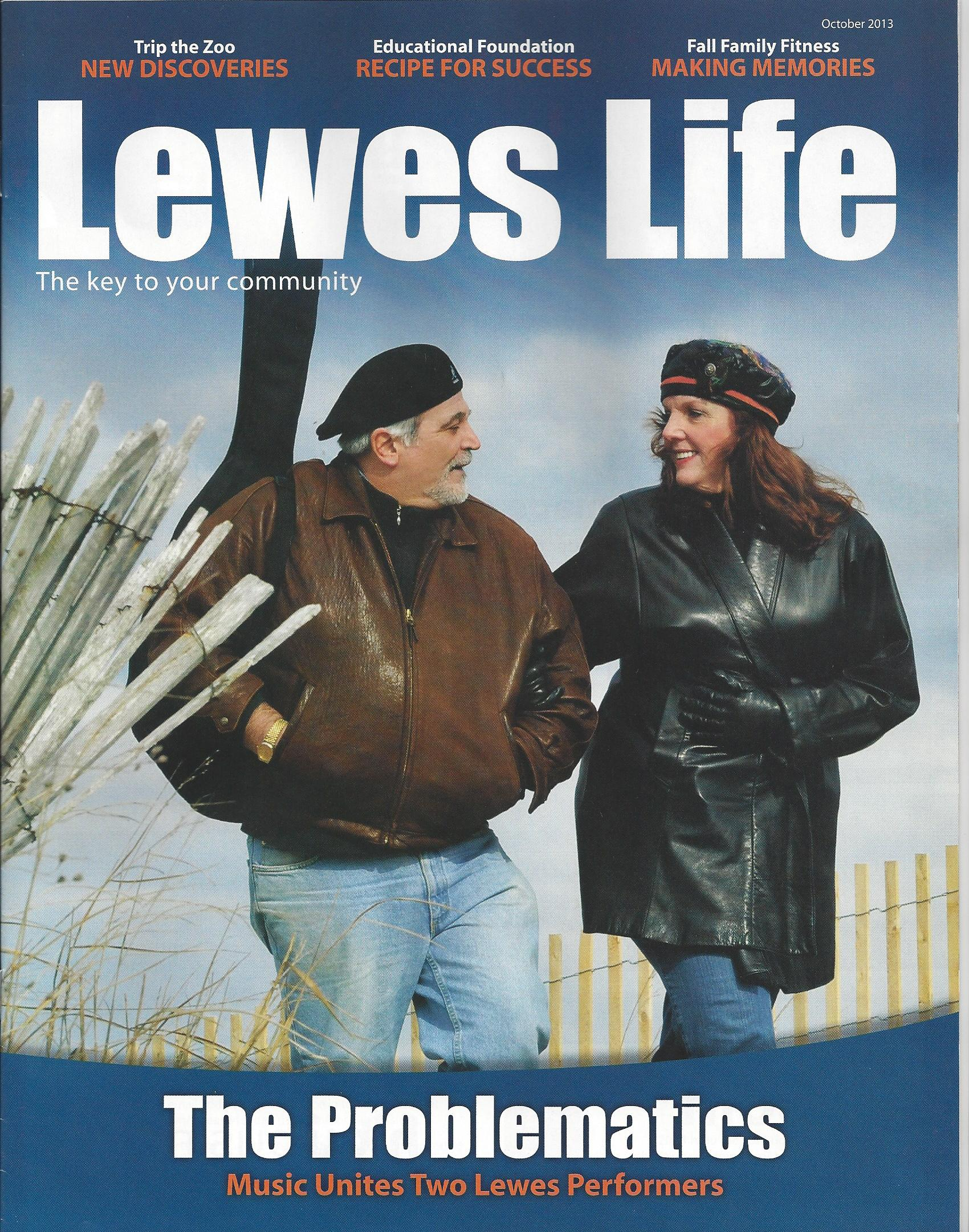 Lewes Life Cover